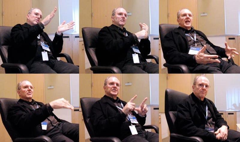 Inside the Mind of Microsoft's Chief Futurist