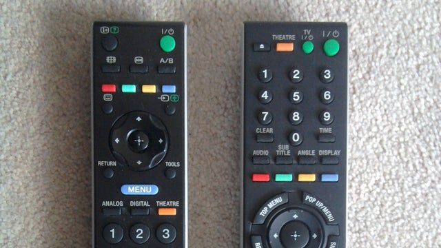 TV Remotes, Quiet Phone Calls, and MP3 Tags