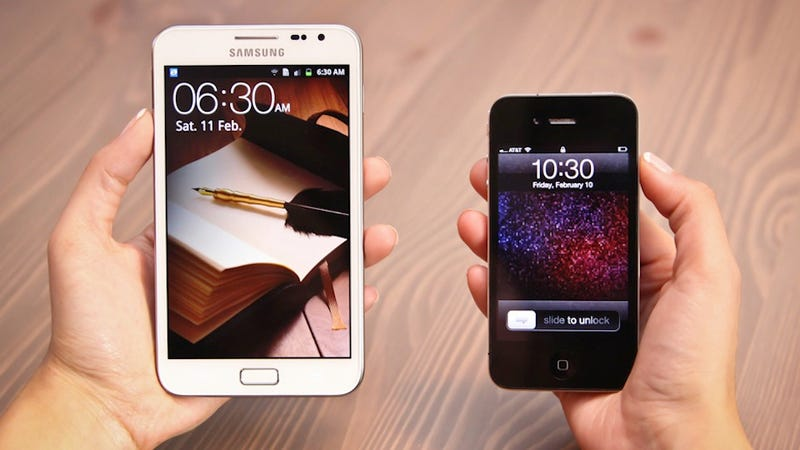 Oh God They're Actually Making the Galaxy Note Bigger?