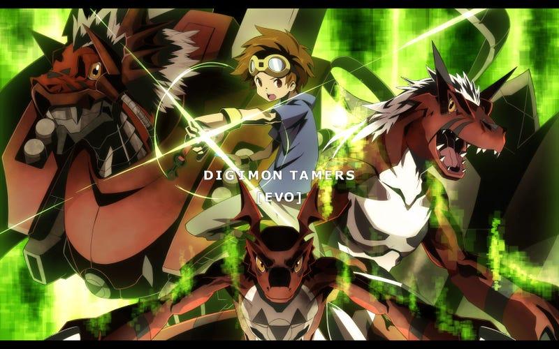 Saturday (Err Friday) Morning Cartoons - Digimon Season 3