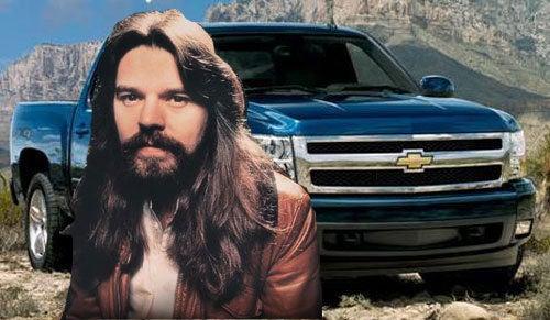 More Like A Rock: Bob Seger Or Chevy Silverado?