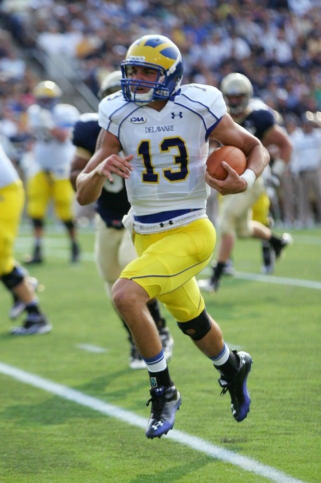 Arrest Made In Stabbing Of University Of Delaware Quarterback