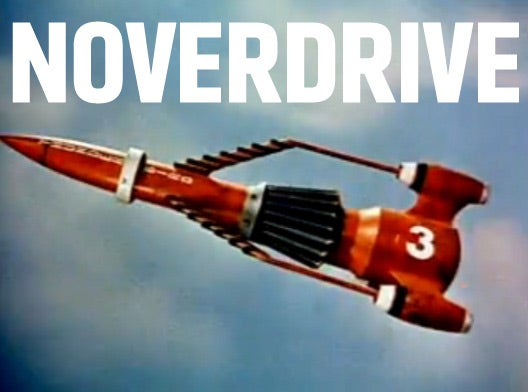 Dear Hollywood, Please Knock It Off With The 'Overdrive' Already