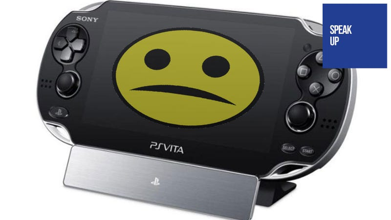 Still Patiently Awaiting All Those 'Vita is Doomed' Stories
