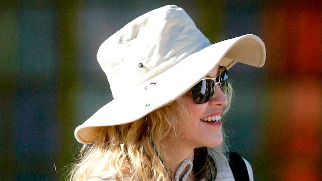Madonna Leaves Mystical Jewish Sect for Scary Catholic Sect