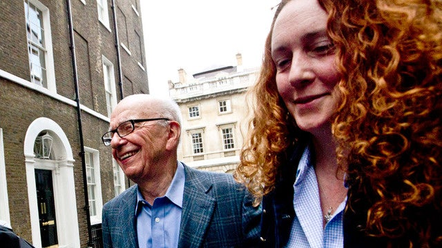 Rebekah Brooks Charged With Perversion (of Justice)