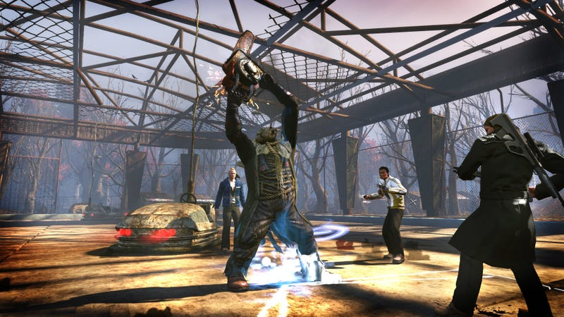 Any MMO Can Take You to Hell. The Secret World Takes You to an Amusement Park