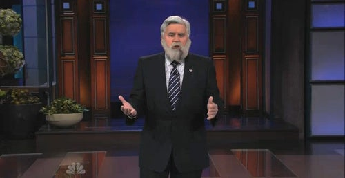 Here's What Jay Leno Looks Like With a Beard