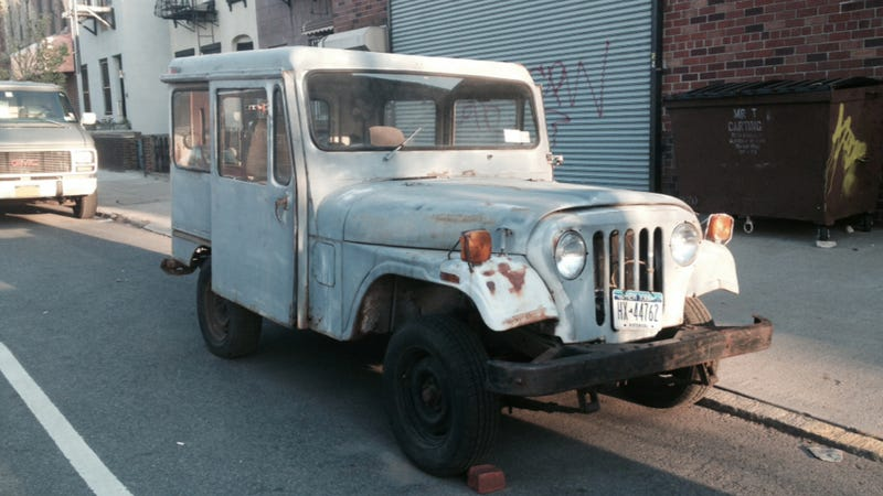 Yes, Mail Used To Be Delivered By Jeep In America