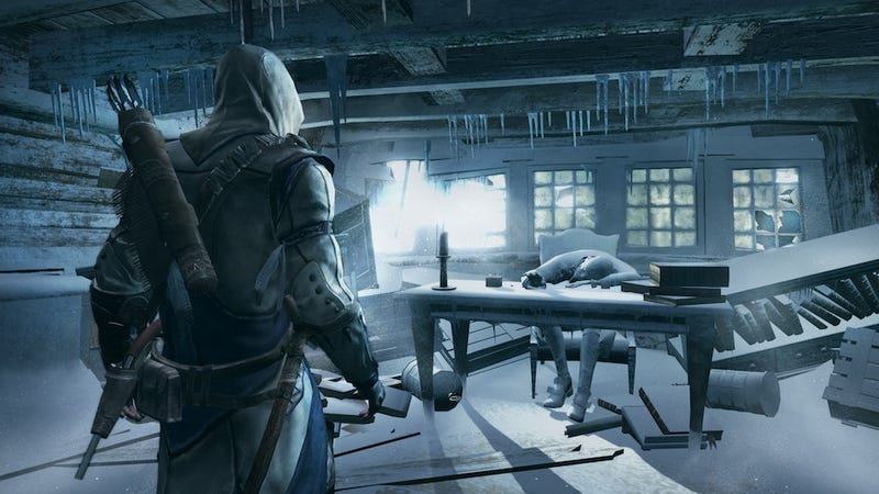 Ask The Creators of Assassin's Creed III Questions. They're Here To Answer Them. Right Now. [Interview Closed]
