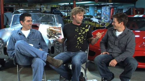 NBC Cuts Top Gear USA Due To Knight Rider Failure