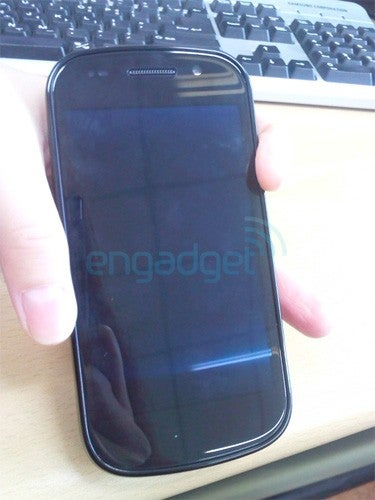Unconfirmed: First Leaked Nexus S Pics