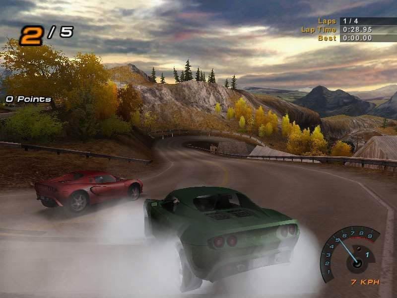 The Ten Hardest Video-Game Race Tracks