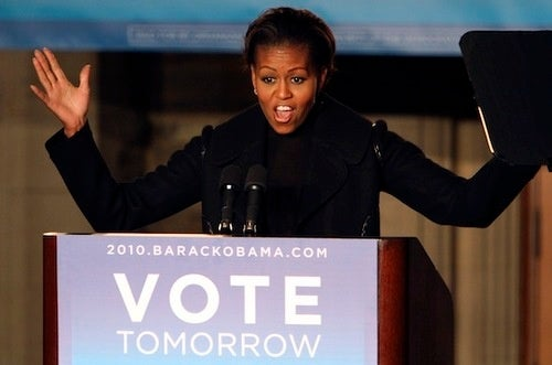 An Election-Day Message From Michelle