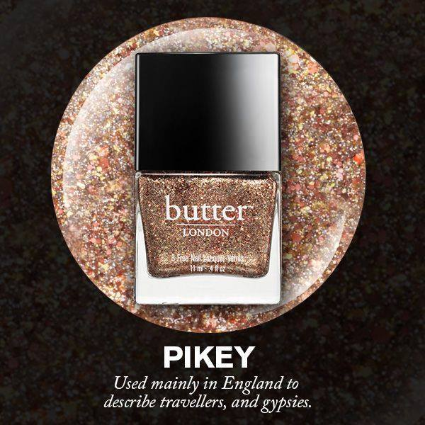 "ButterLondon Releases New Polish Named ""Pikey"" ETA Discontinued!"