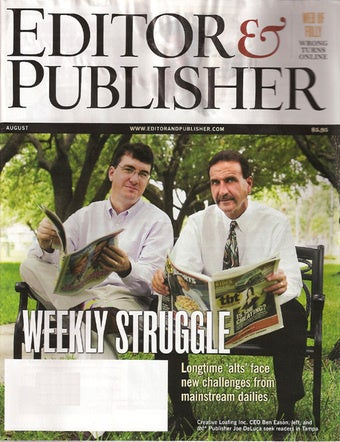 Could Editor & Publisher Survive?