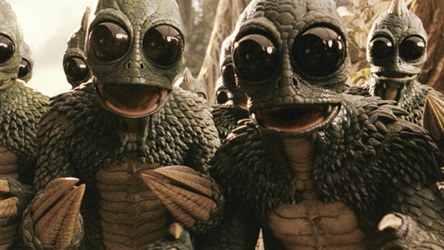 10 times the lizard and snake people tried to take over our precious Earth