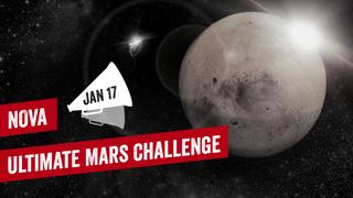Explore The Curiosity Rover in <i>Nova: Ultimate Mars Challenge</i>