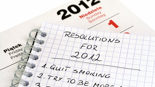 Top 10 Easy-to-Keep Resolutions for This New Year