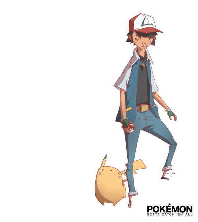 Making Pokémon a Little Crazier, a Little More Stylish