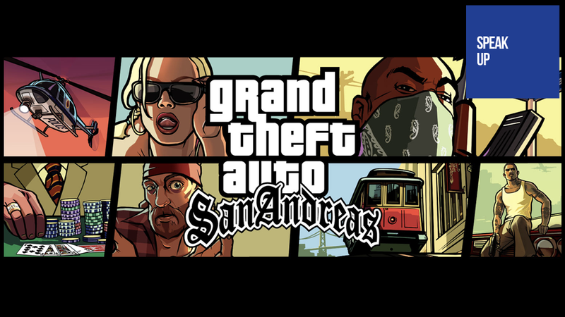 Envisioning a World Without Racism With Grand Theft Auto: San Andreas