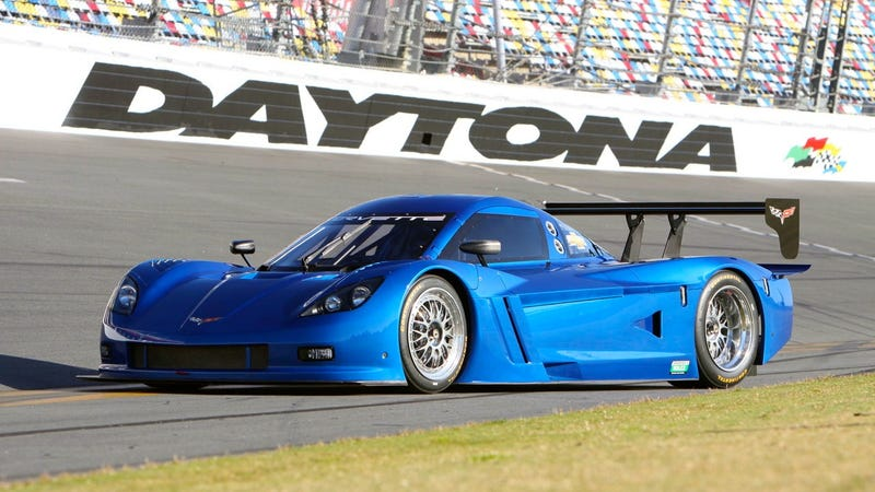 2012 Corvette Daytona Prototype: Chevy's new Grand-Am racer
