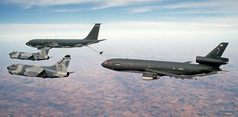 The World's Only KC-747 Tanker Is Flown By The Iranian Air Force