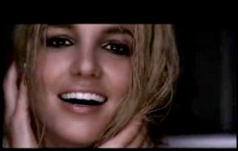"Britney Spears Hits The Comeback Trail With ""Womanizer"" Video"