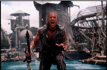 Kevin Costner Will Save the Oceans from the Oil Spill