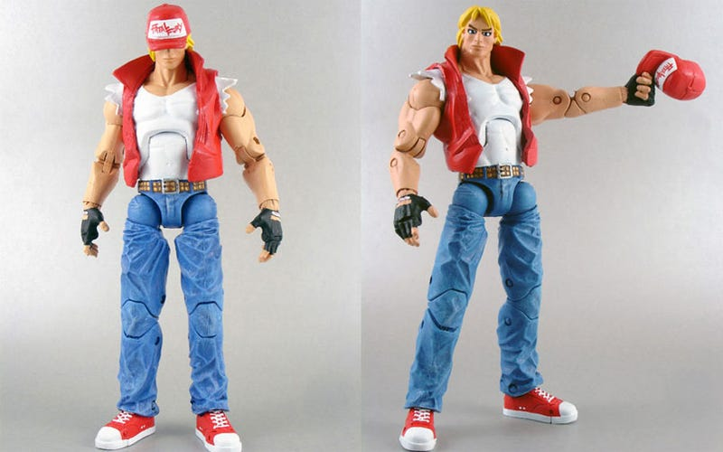 Alright, A Terry Bogard Action Figure!
