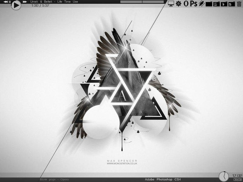 The Point of Simplicity Desktop