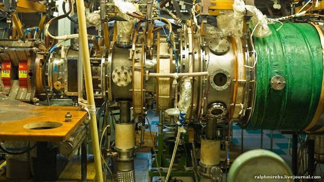 This Extremely Complex Mega-Machine Does Nothing but Study Plasma