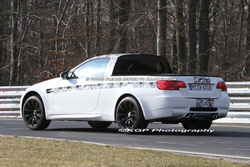 BMW M3 El Camino Pickup Truck