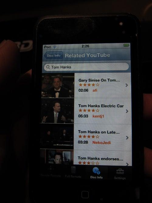 Sony BD Remote - Gallery