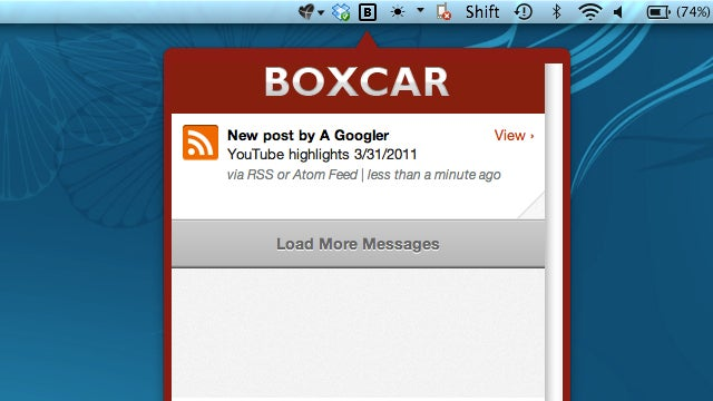 Boxcar for Mac Serves the Notifications You Want to Your Desktop