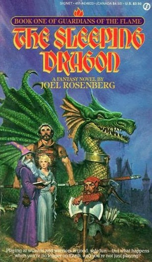 R.I.P. Joel Rosenberg, fantasy author and gun rights advocate