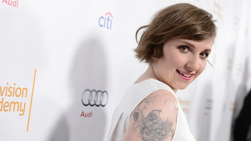 "​Lena Dunham Says She's ""Nauseated"" by Woody Allen"