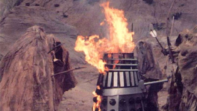Doctor Who: Humiliation of the Daleks!
