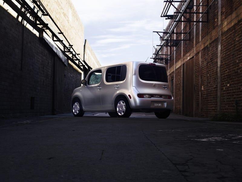 2009 Nissan Cube Revealed