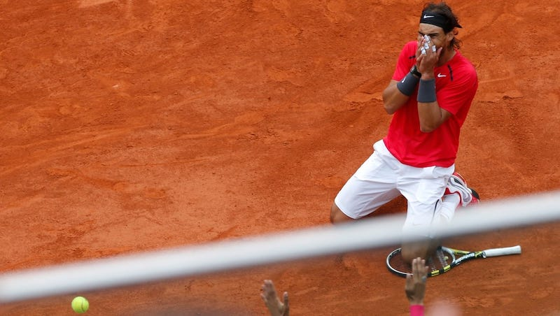 Rafael Nadal Wins French Open On Novak Djokovic's Double Fault, Restoring Balance To Tennis's Best Rivalry