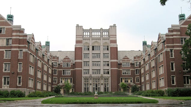 Check Your Alma Mater For Dental or Other Health Benefits Packages