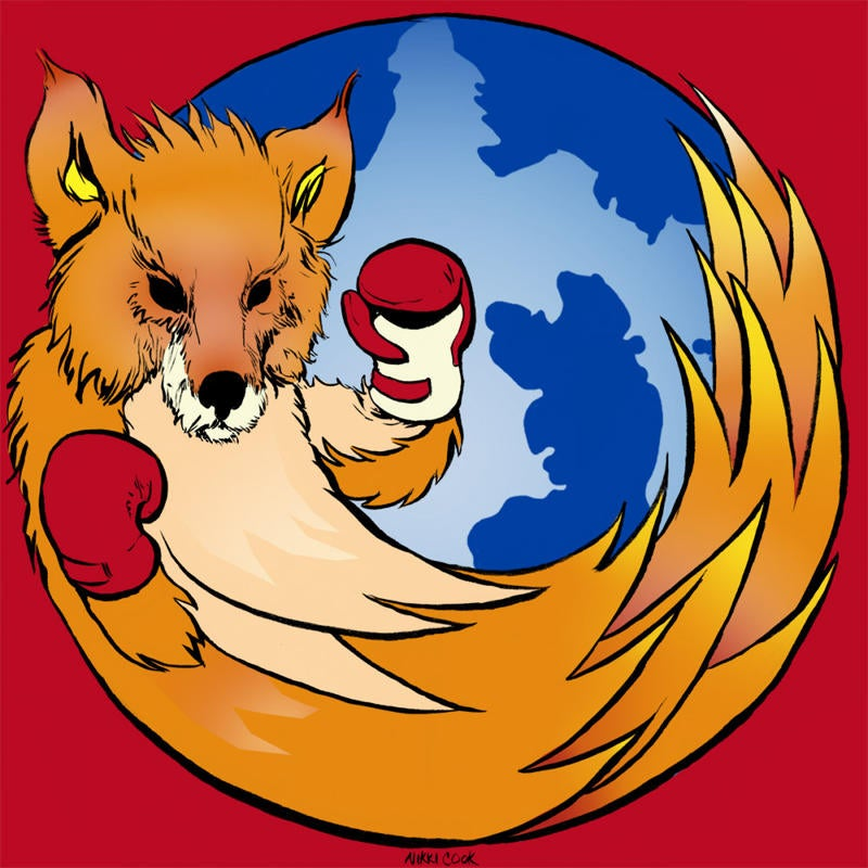 Burning Brighter: The Future of Firefox, Browsers and the Web