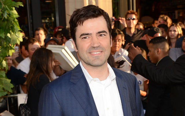 Office Space Star Ron Livingston Says He's 'Extremely Proud' of Outspoken News Anchor Sister