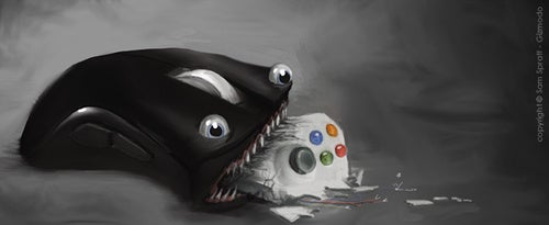 Were PC Gamers Too Good For Microsoft's Cross-Platform Gaming Project?