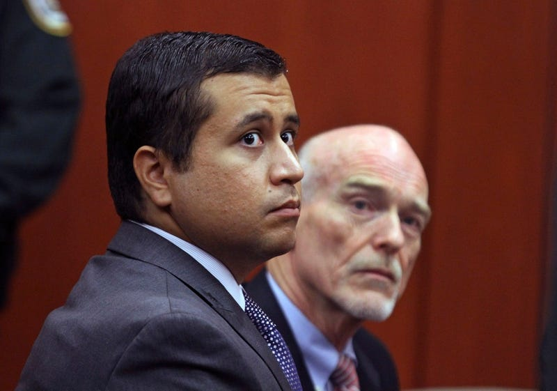 Surprise: George Zimmerman Arrested on Domestic Violence Charges
