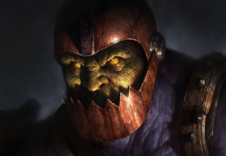 Realistic portraits of He-Man's greatest foes