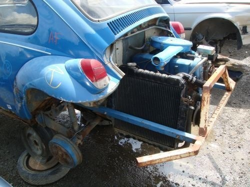 Pinto-Engined Baja Bug Couldn't Hide In The Desert Forever
