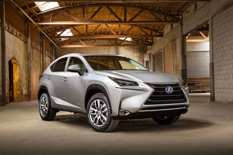 The 2015 Lexus NX Is That Turbocharged Lexus You've Always Wanted