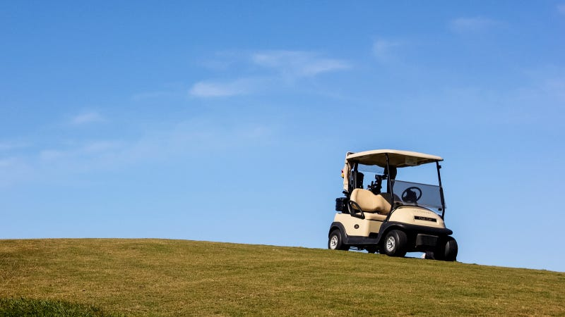 Florida Man Steals Golf Cart From Nudist Colony After Failed Lowes Robbery Attempt