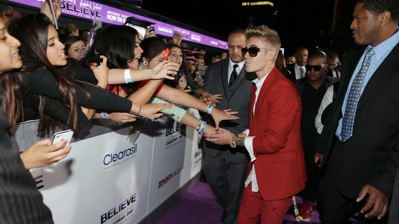 Justin Bieber's Totally Not Retiring, Say Justin Bieber's Party People